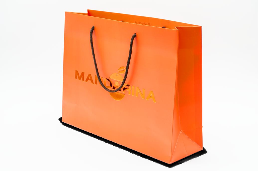 680ea0377 Bolsas de plástico y papel personalizadas - Más que Bolsas