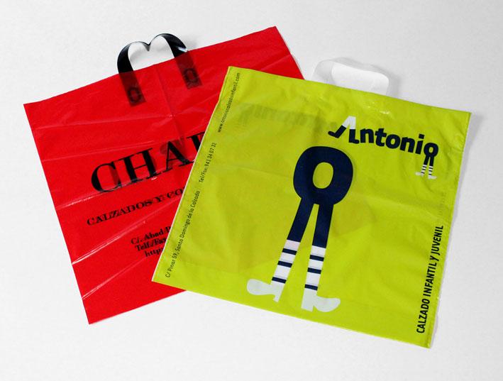 material seleccionado apariencia estética disfrute del envío de cortesía ▷ Bolsas de papel, tela y plástico en Logroño | Más que Bolsas